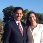 Inês e Afonso Próspero