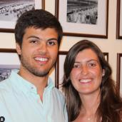 Leonor e Marcos Cunha